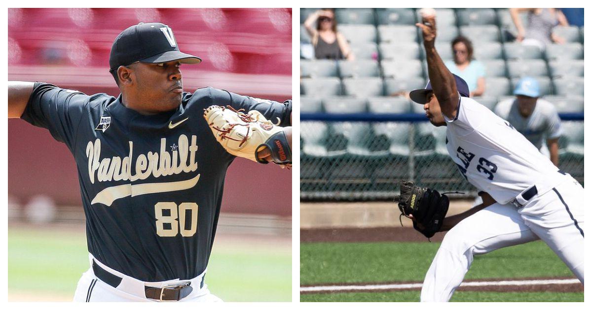 Rohan and Kumar go to the baseball big leagues