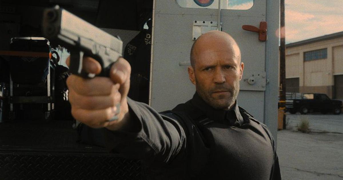 'Wrath of Man' review: Jason Statham means business (no wisecracks please)