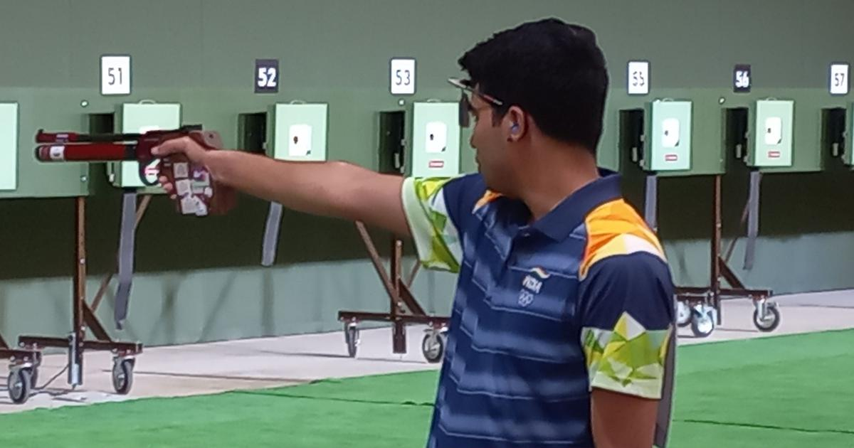 Tokyo 2020, shooting: Saurabh Chaudhary makes India's first final, tops 10m air pistol qualification