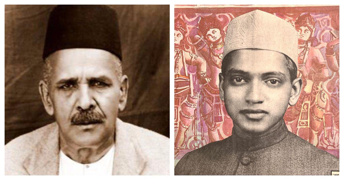 Listen: DV Paluskar and Ramkrishnbuwa Vaze  explore the same vilambit composition in Mia ki Malhar