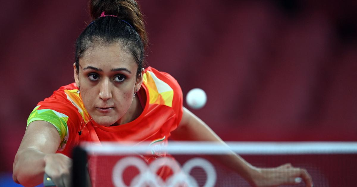 Tokyo 2020 table tennis: TTFI to take action against Manika Batra for refusing national coach's help