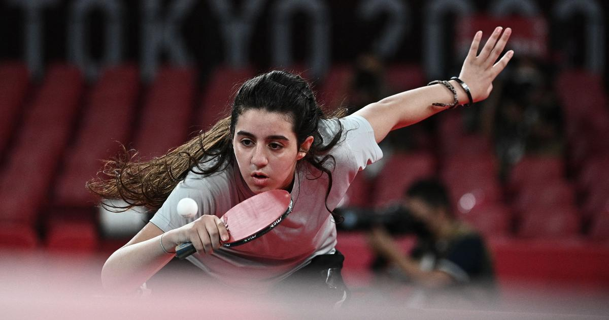 Tokyo 2020: From war-torn Syria, a 12-year-old Olympian Hend Zaza makes a mark in table tennis