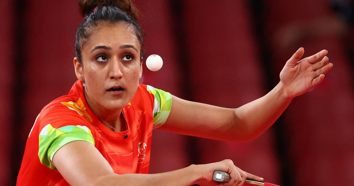 Tokyo 2020: Manika Batra refused national coach's help in first round, says India TT team leader