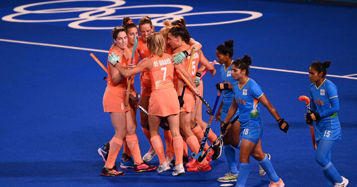 Tokyo 2020, women's hockey: India collapse in the second half against Netherlands to lose 1-5