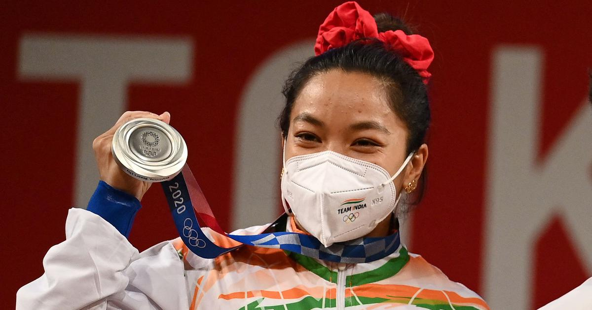 Watch: Mirabai Chanu on Tokyo Olympics silver, her cheat meal plans and weightlifting's future