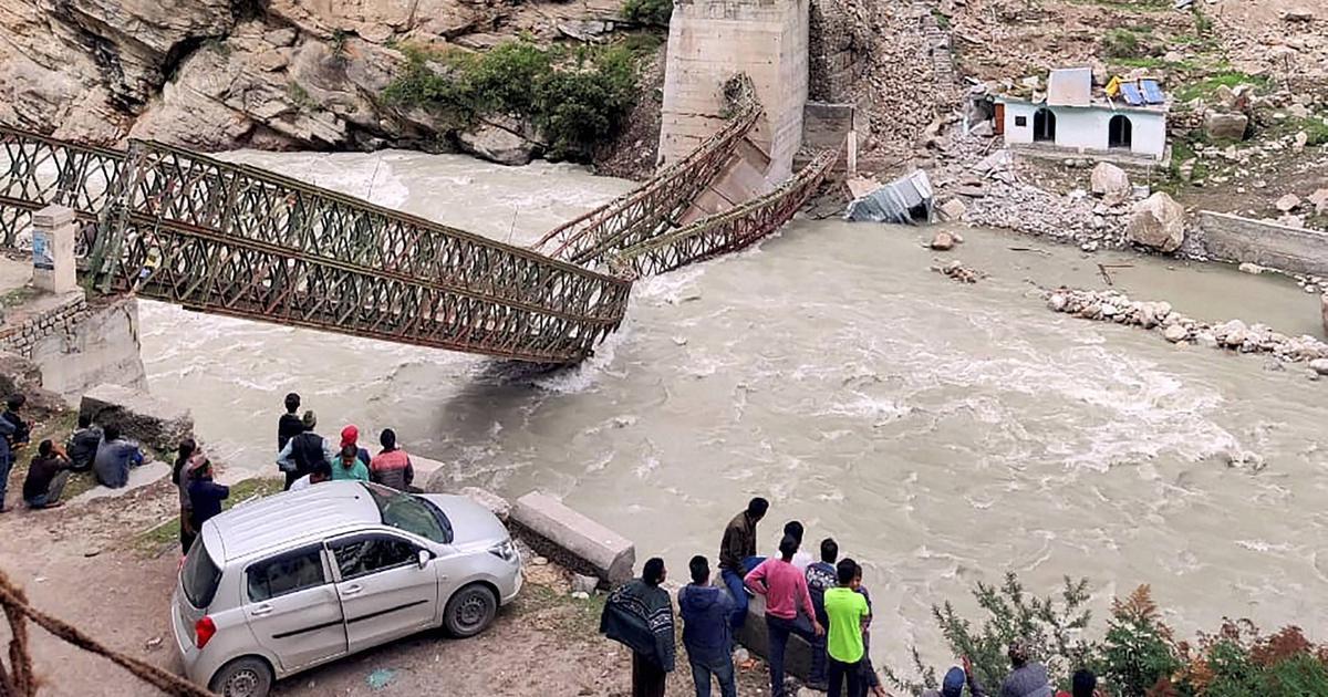 Himachal Pradesh: Nine tourists dead after massive landslide in Kinnaur district