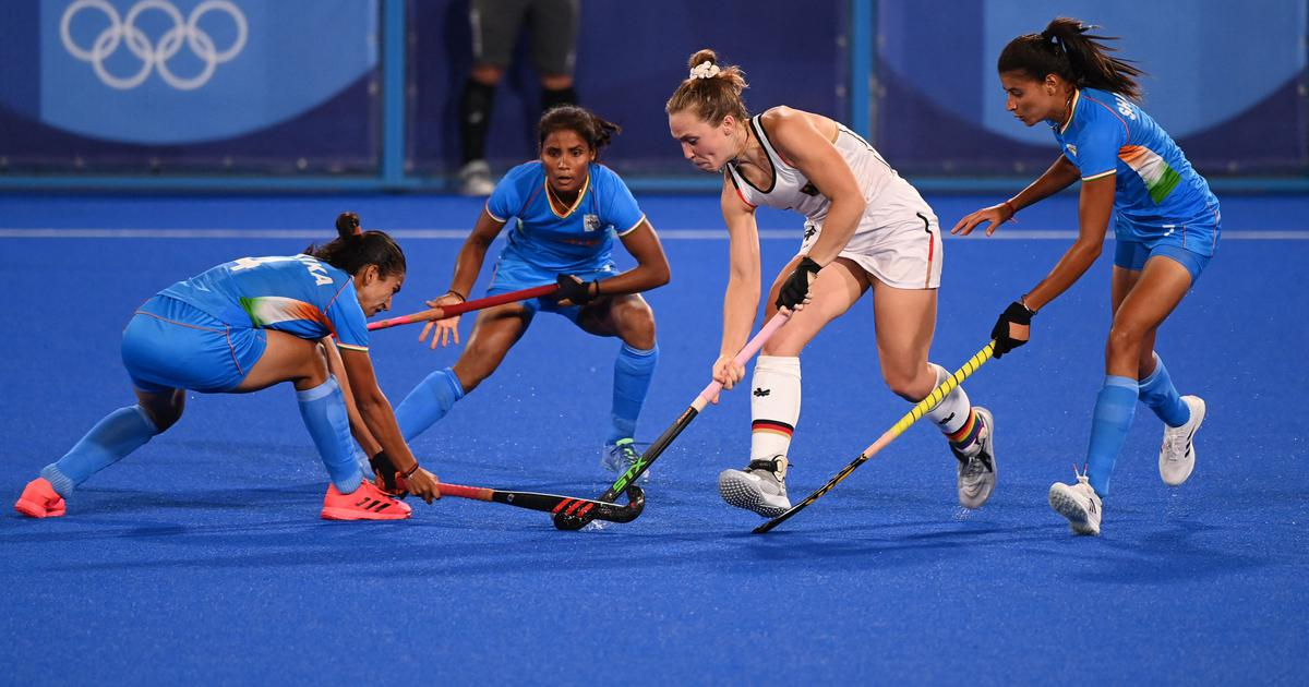 Tokyo 2020, women's hockey: India left to rue missed chances in 0-2 loss against Germany
