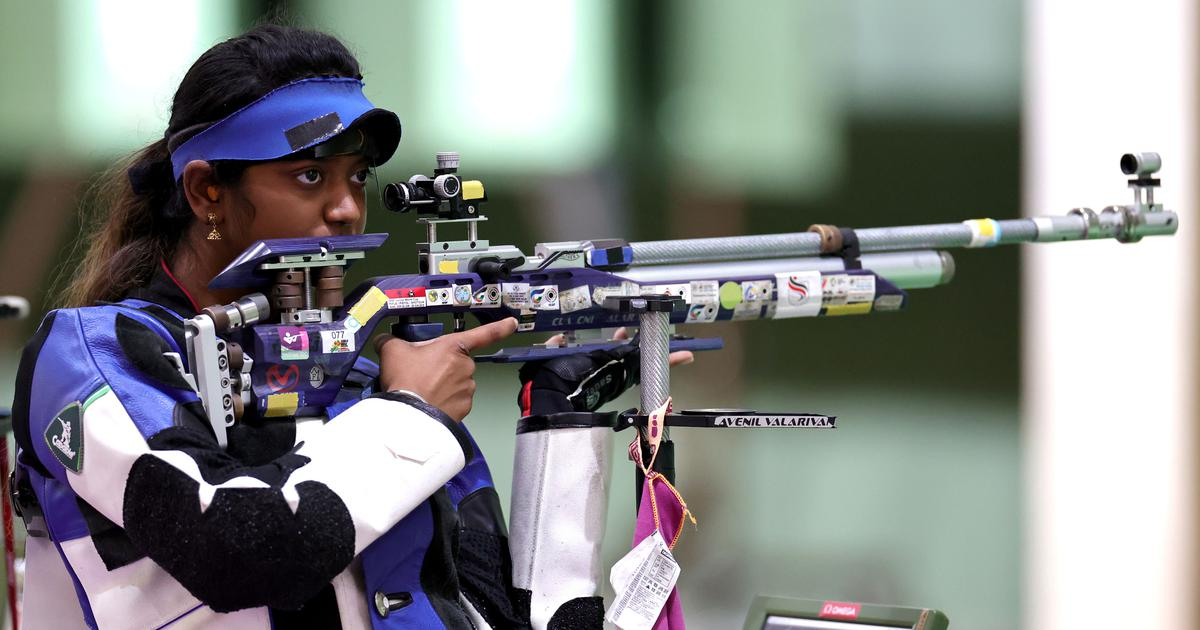 Tokyo 2020 shooting: Both Indian pairs eliminated in qualification of 10m air rifle mixed team event