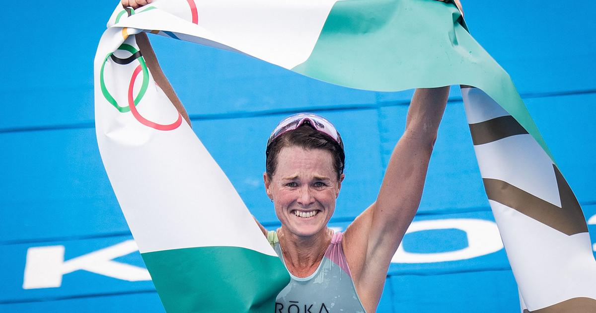 Tokyo 2020: 13 years after quitting triathlon, Flora Duffy returns to win Bermuda's first-ever gold