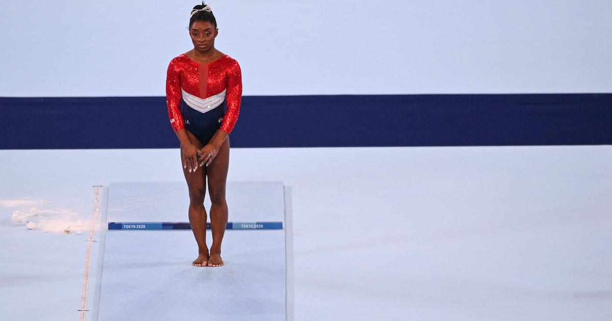 Tokyo 2020, artistic gymnastics: Simone Biles pulls out of team final after one vault routine