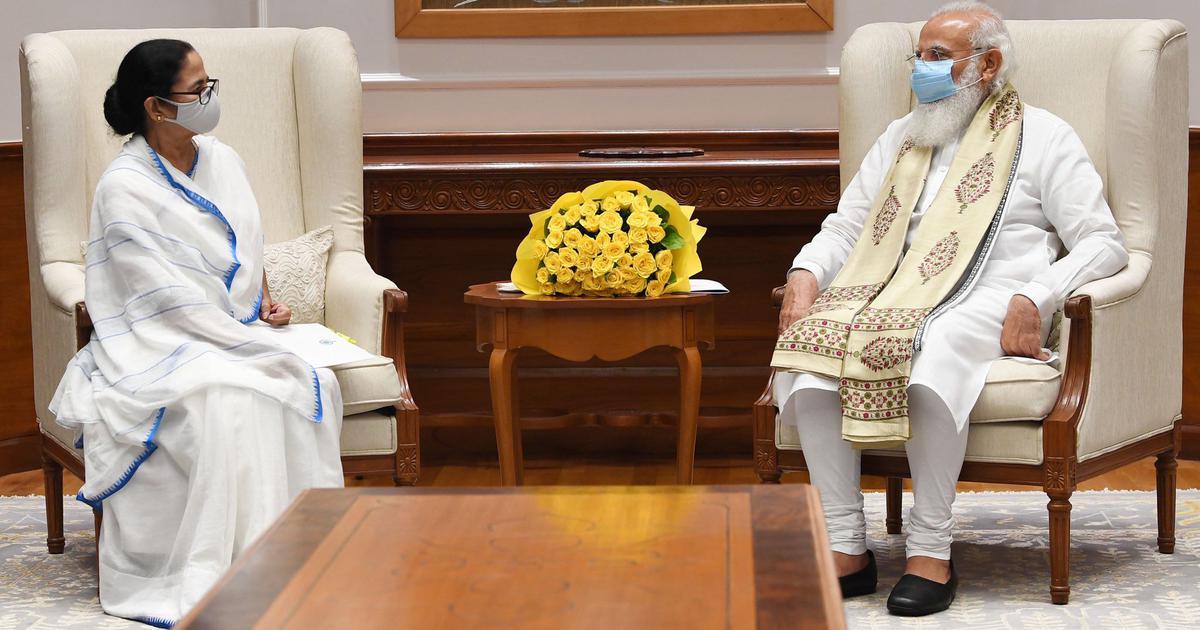 Pegasus row: After meeting Modi, Mamata Banerjee demands SC-monitored inquiry
