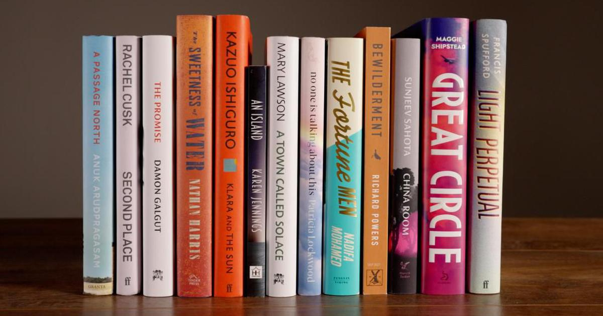 A reader's guide to the 13 books longlisted for the Booker Prize 2021