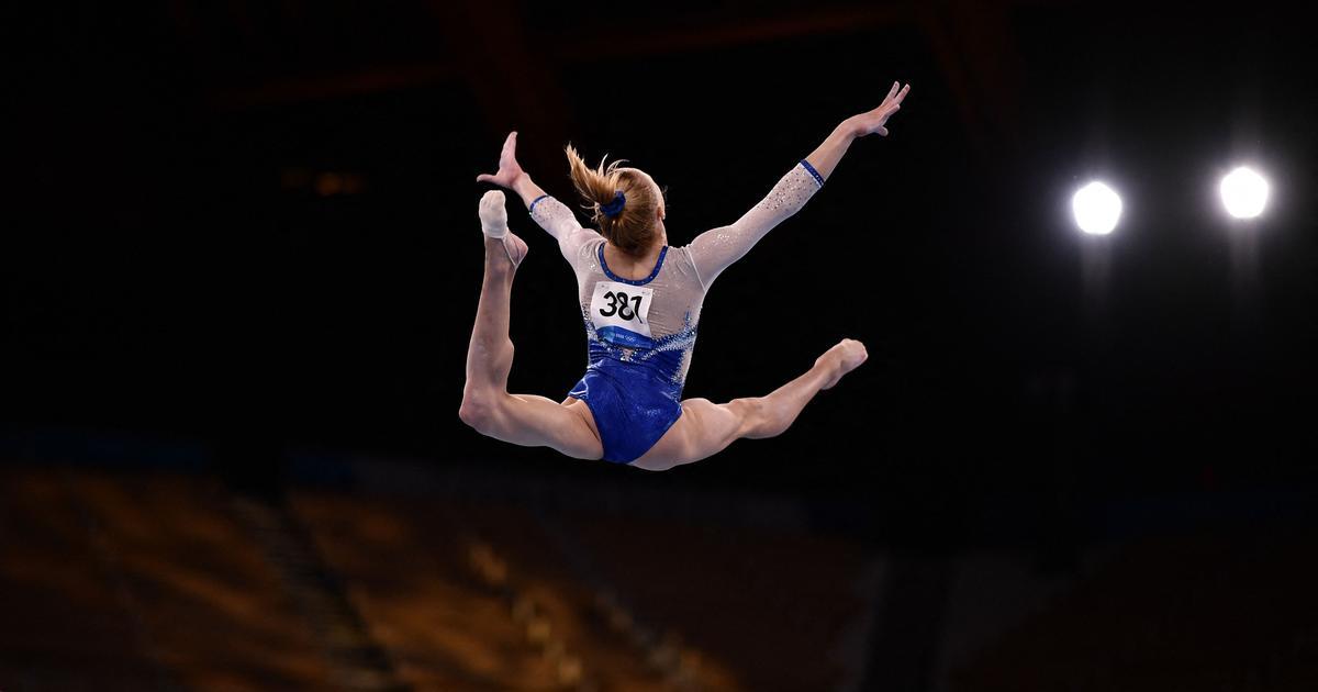 Tokyo 2020, gymnastics: Russians clinch women's team gold as Simone Biles pulls out of final