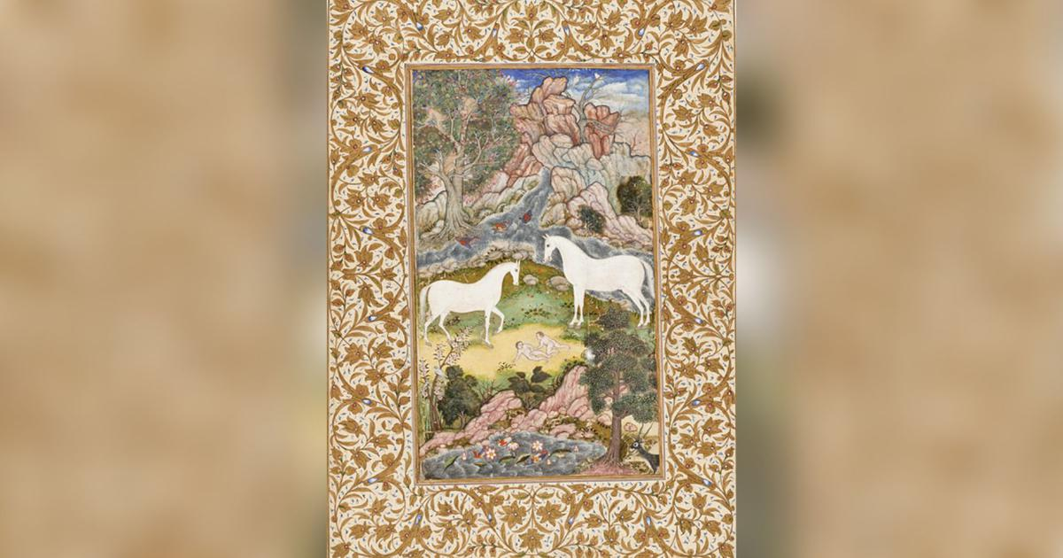 Wendy Doniger on how Saranyu the mare raises theological questions about the origin of humans