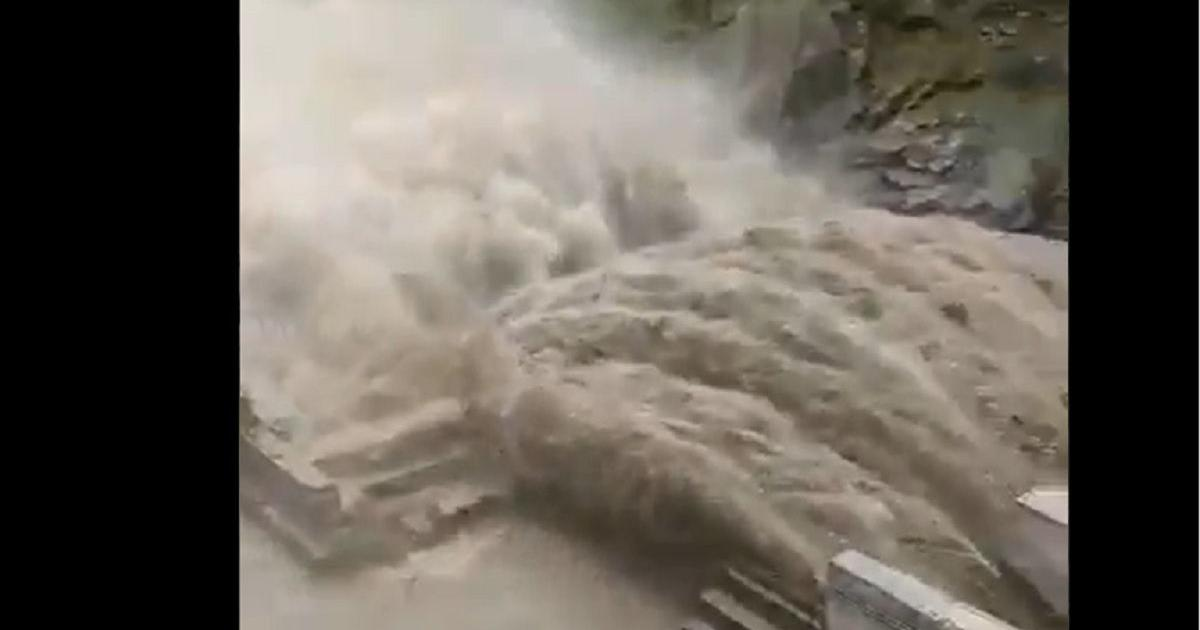 J&K: Seven dead, over 14 missing after cloudburst triggers flash floods in Kishtwar