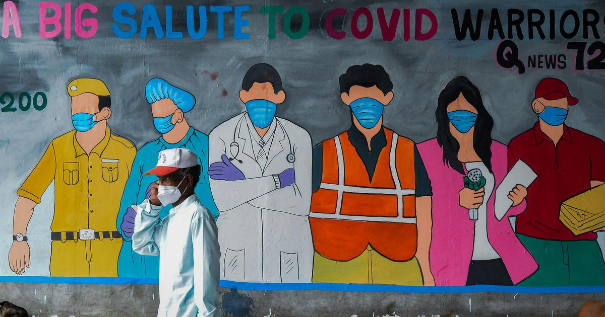Coronavirus: India records 43,509 cases in last 24 hours, West Bengal extends curbs till August 15