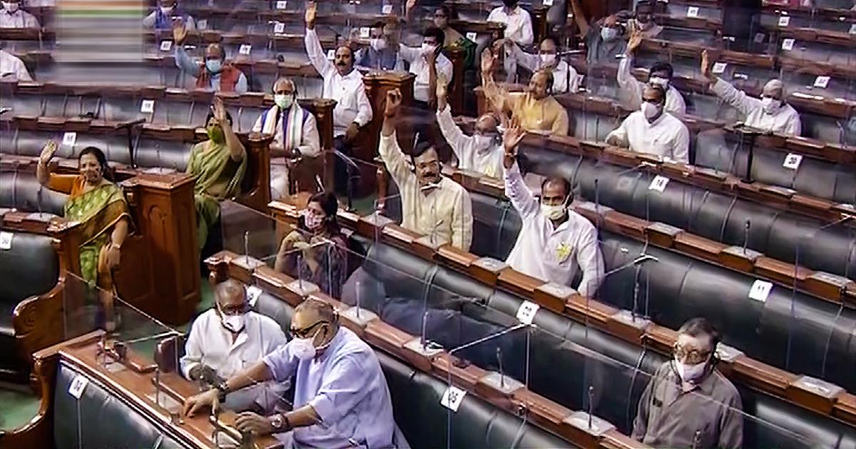 Lok Sabha Speaker warns of action as Opposition continues to protest against Pegasus scandal