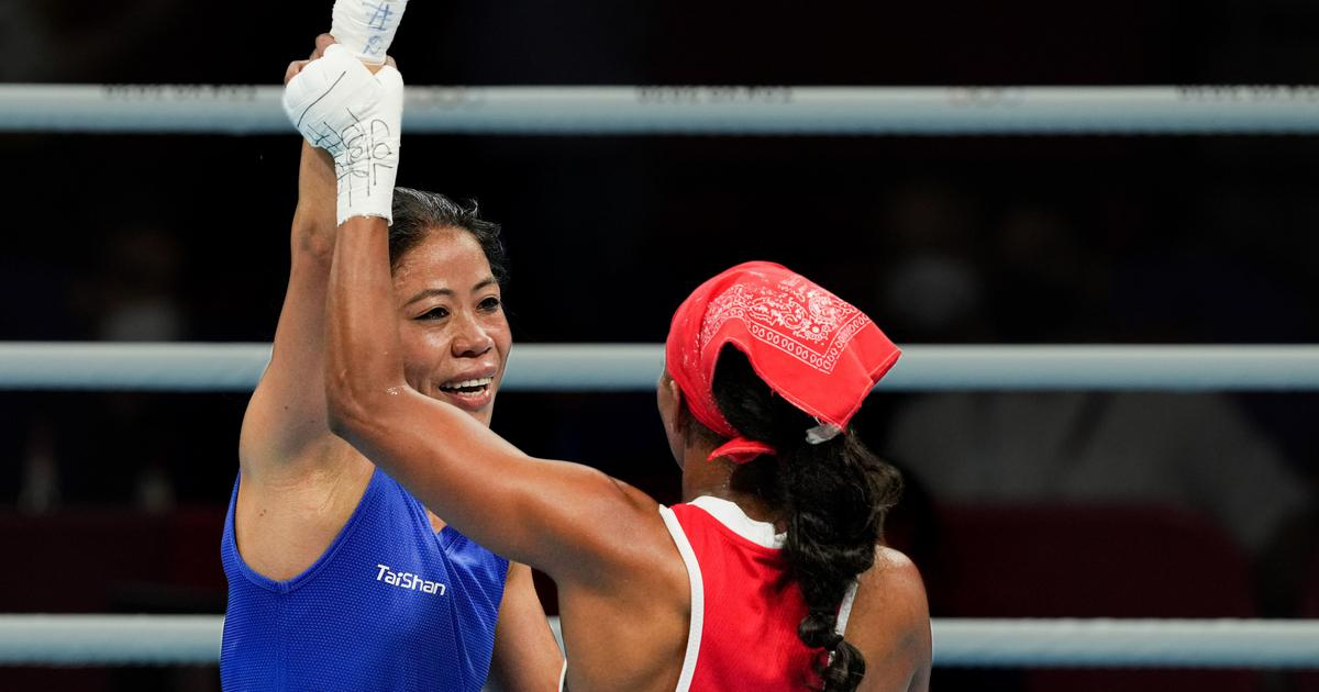 Some sports have legends, some have Mary Kom: Reactions to boxer's heartbreaking Olympics exit