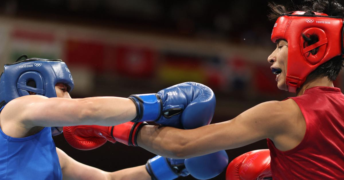 Watch: How boxer Lovlina Borgohain assured India their second medal of Tokyo 2020 Olympic Games