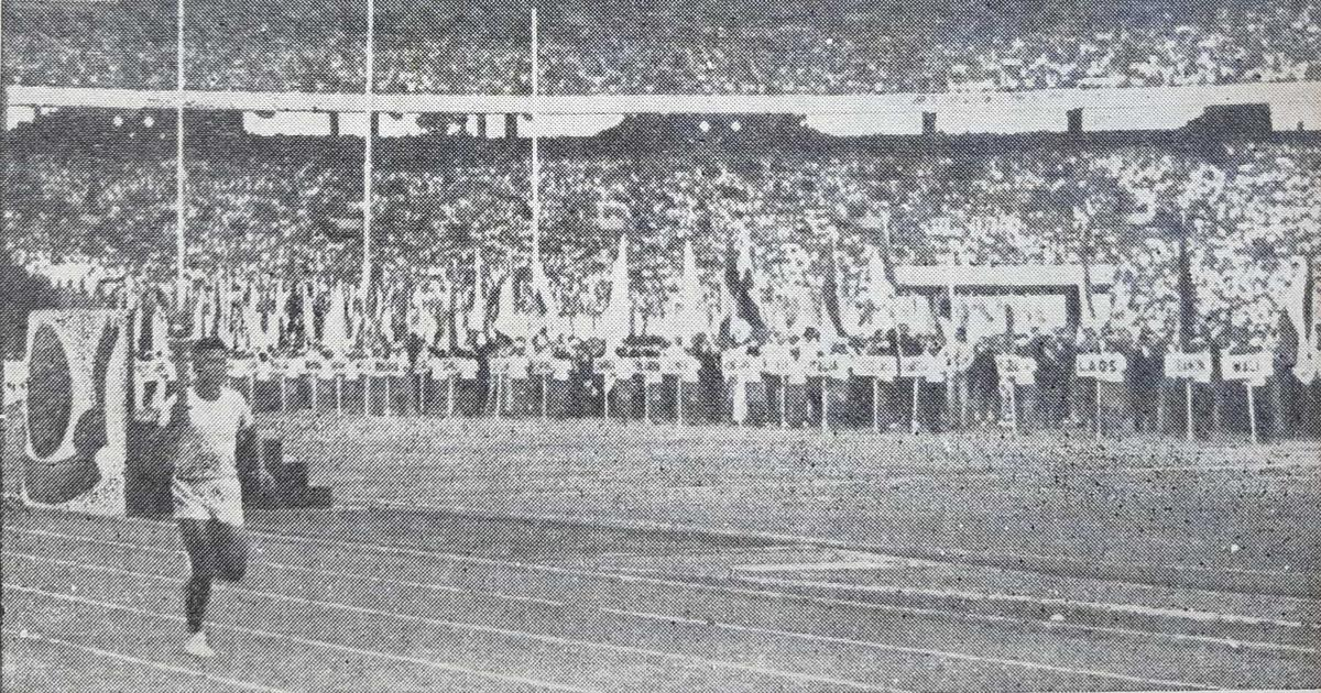 By embracing a new counter-Olympics in the 1960s, some countries changed the Games forever