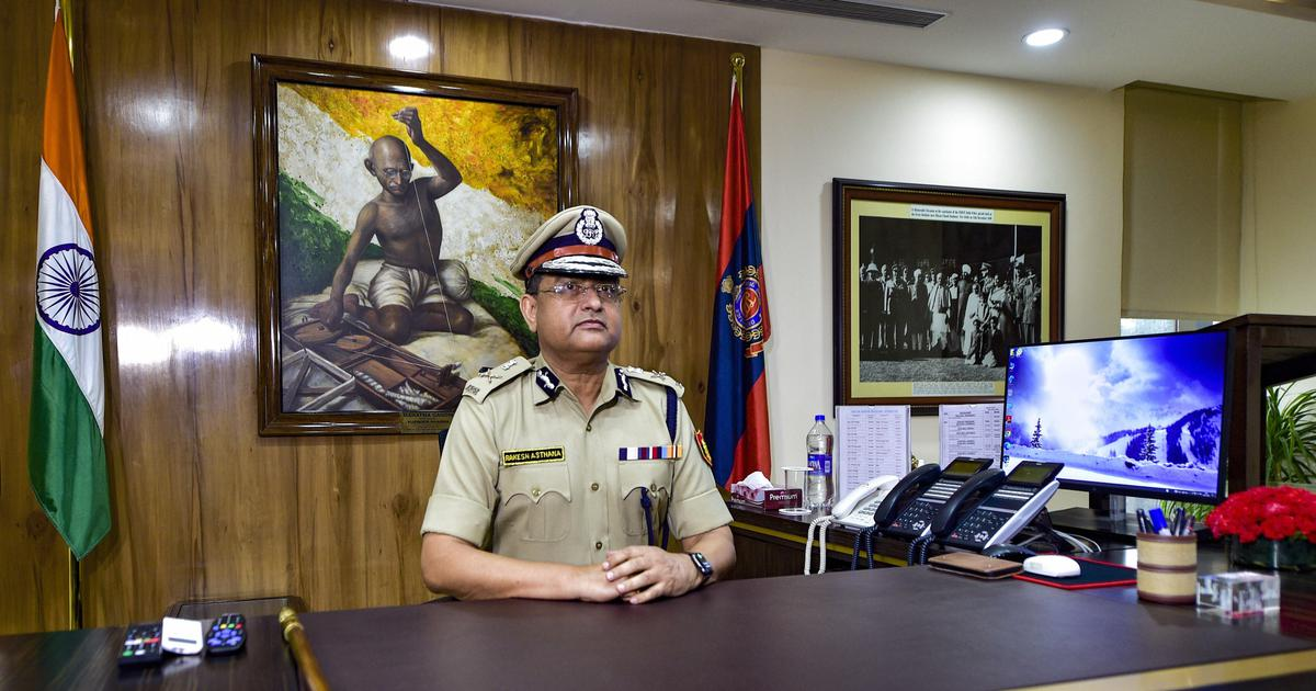 SC to hear plea against Delhi Police chief Rakesh Asthana's appointment on August 5