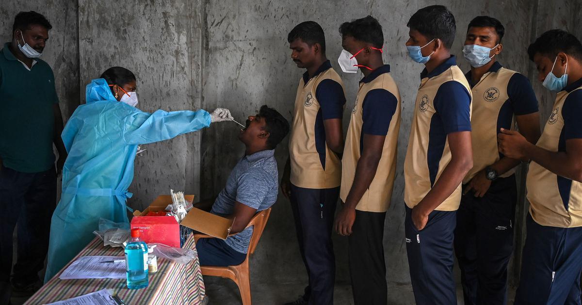 Coronavirus: Tamil Nadu's seroprevalence stands at 66.2%, shows state health department's survey