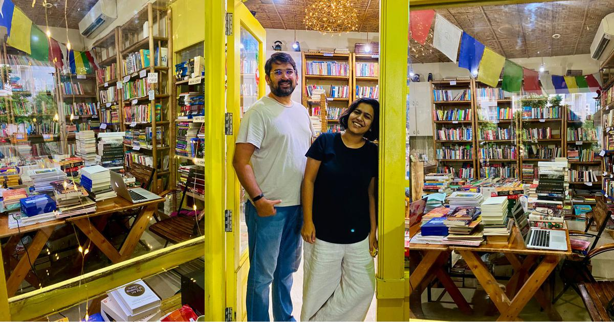 Why Pagdandi of Pune transformed its library-cum-cafe into a bookstore during the pandemic