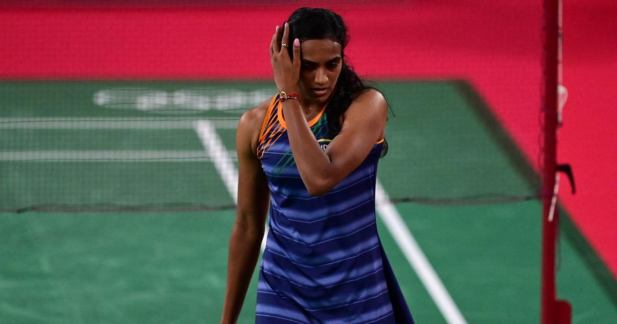 Tokyo 2020, badminton: Just not my day, but will try again tomorrow, says PV Sindhu after SF defeat