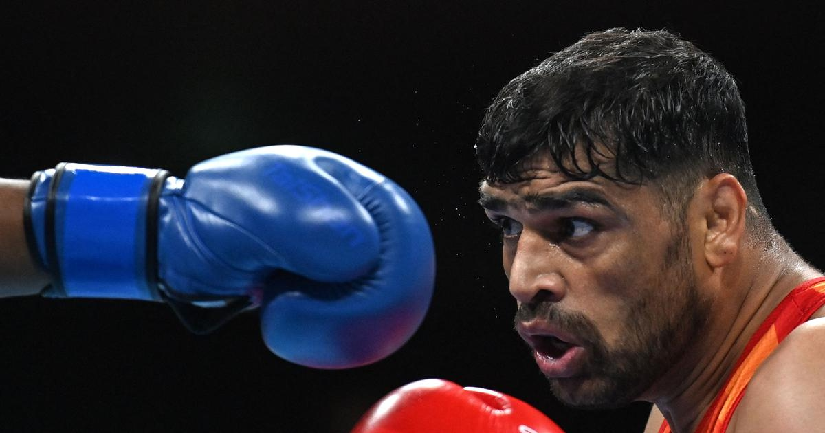 Tokyo 2020, boxing: Satish Kumar goes down swinging against world champ, Indian men's campaign ends
