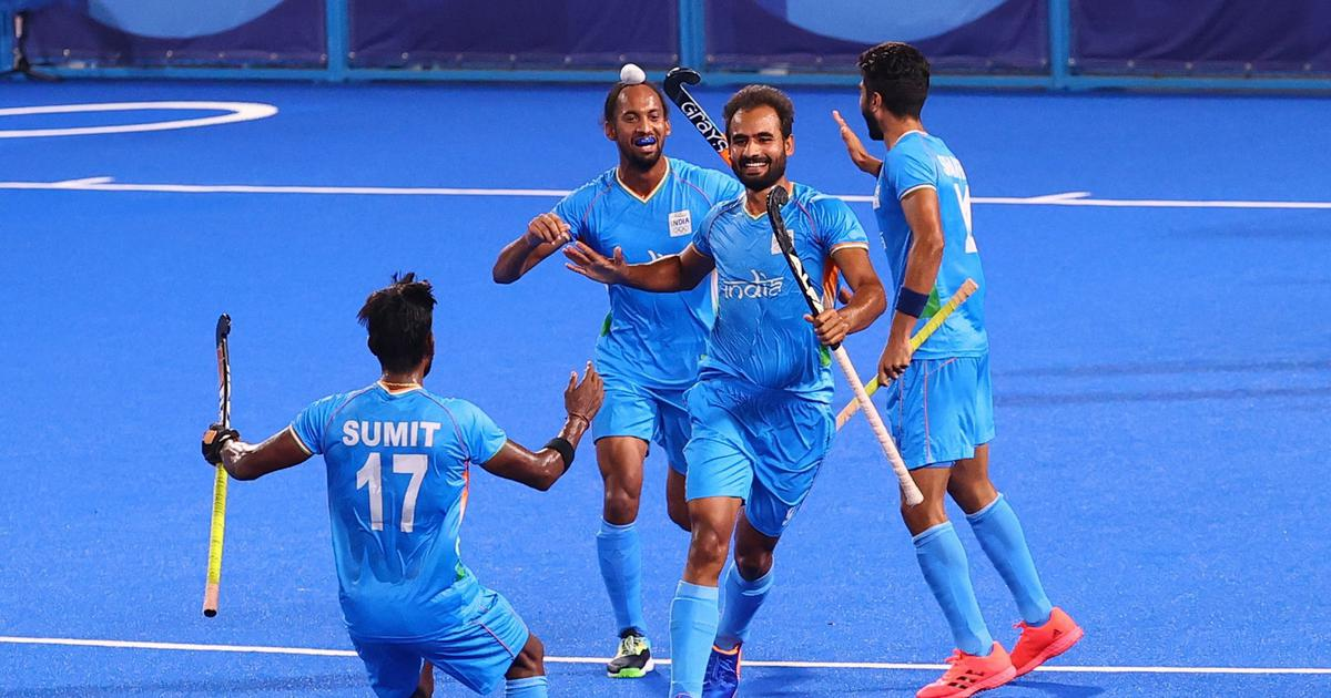 'Tears of joy', 'just so proud': Reactions to Indian men's hockey team's QF win at Tokyo 2020
