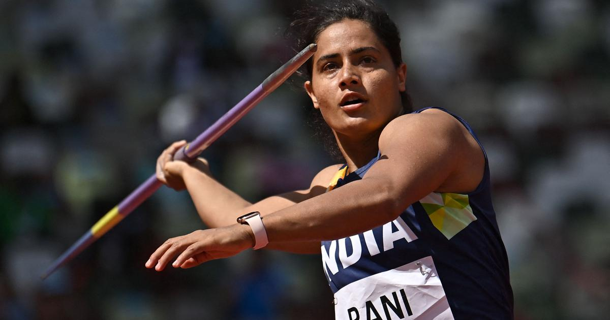 Tokyo 2020, athletics: Annu Rani doesn't make the cut for final in women's javelin throw