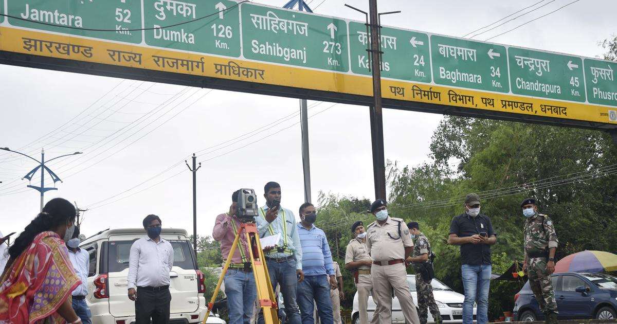 Dhanbad judge's death: SIT submits report to Jharkhand High Court, questions over 240 suspects