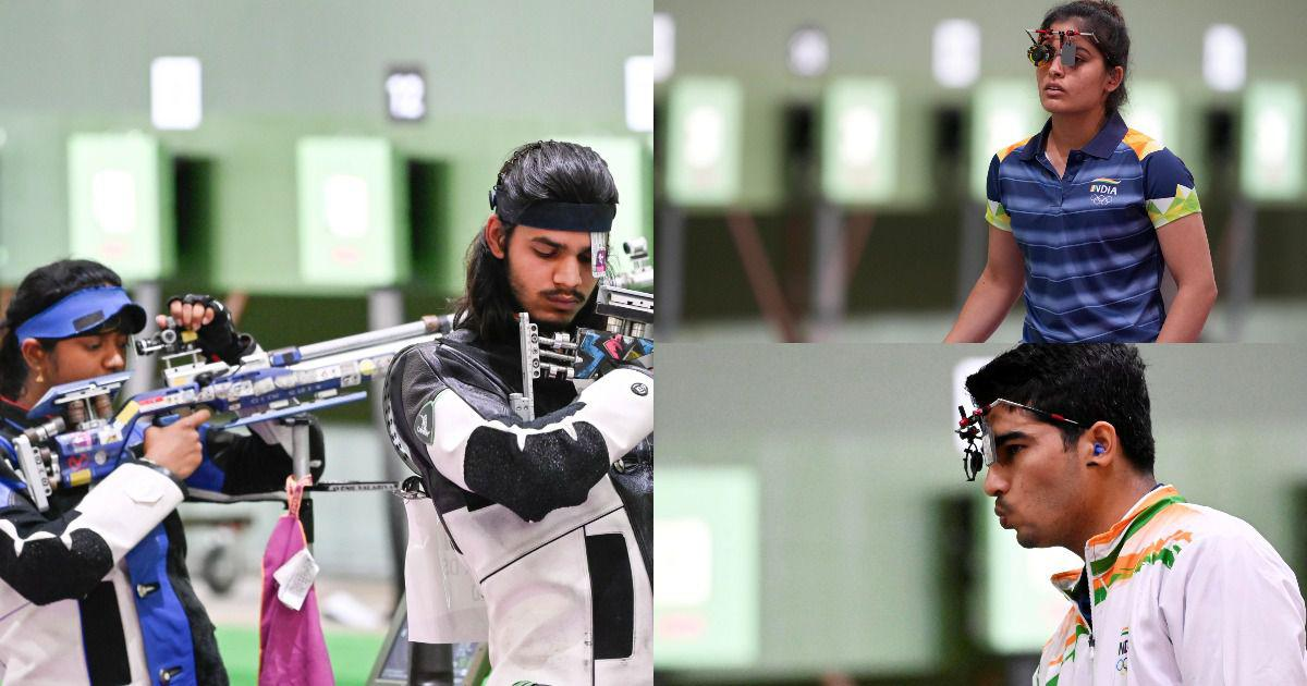 Tokyo 2020: Data check – where Indian shooters finished and how far they were from finals