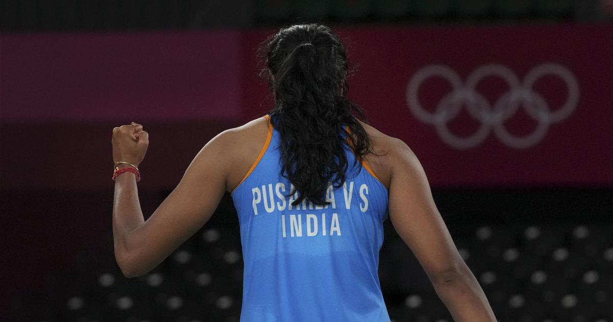 The importance of being PV Sindhu
