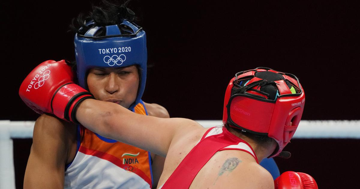 Tokyo 2020, boxing: Lovlina Borgohain wins bronze medal in welterweight category after semis loss