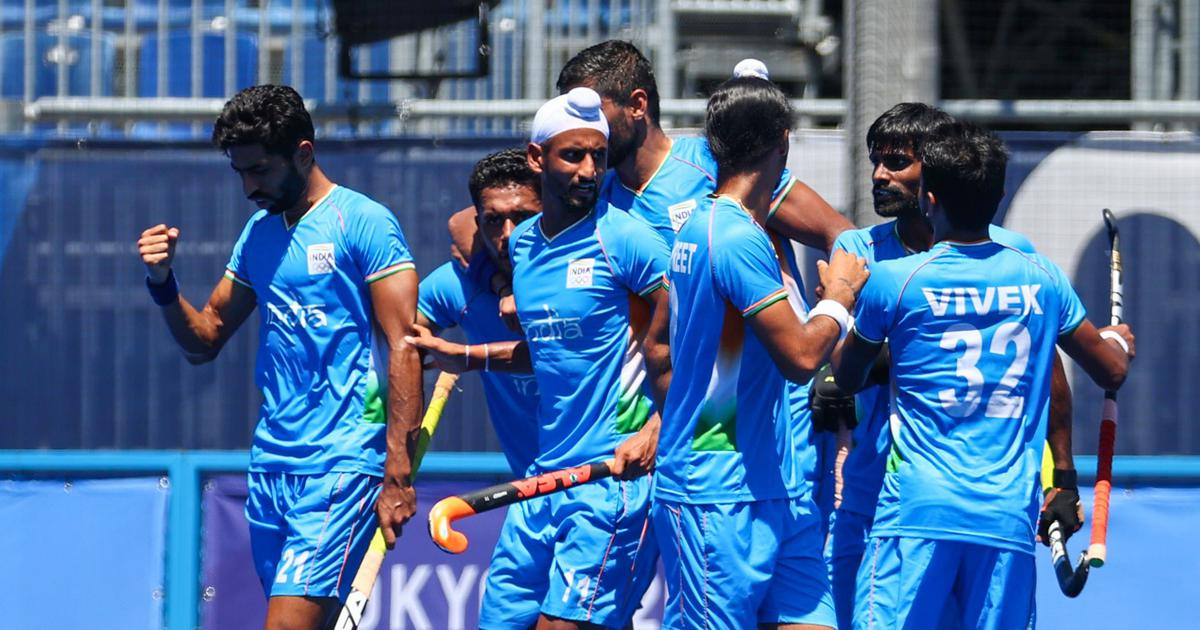 Tokyo 2020, men's hockey: India beat Germany to win bronze, end 41-year wait for Olympic medal
