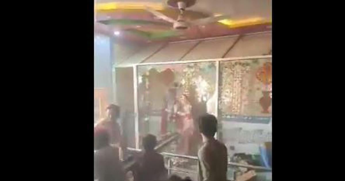 Mob attacks Hindu temple in Pakistan after minor gets bail in desecration case