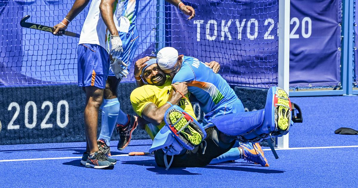 Tokyo 2020: Watch – the best moments from Indian men's hockey team's bronze-medal win