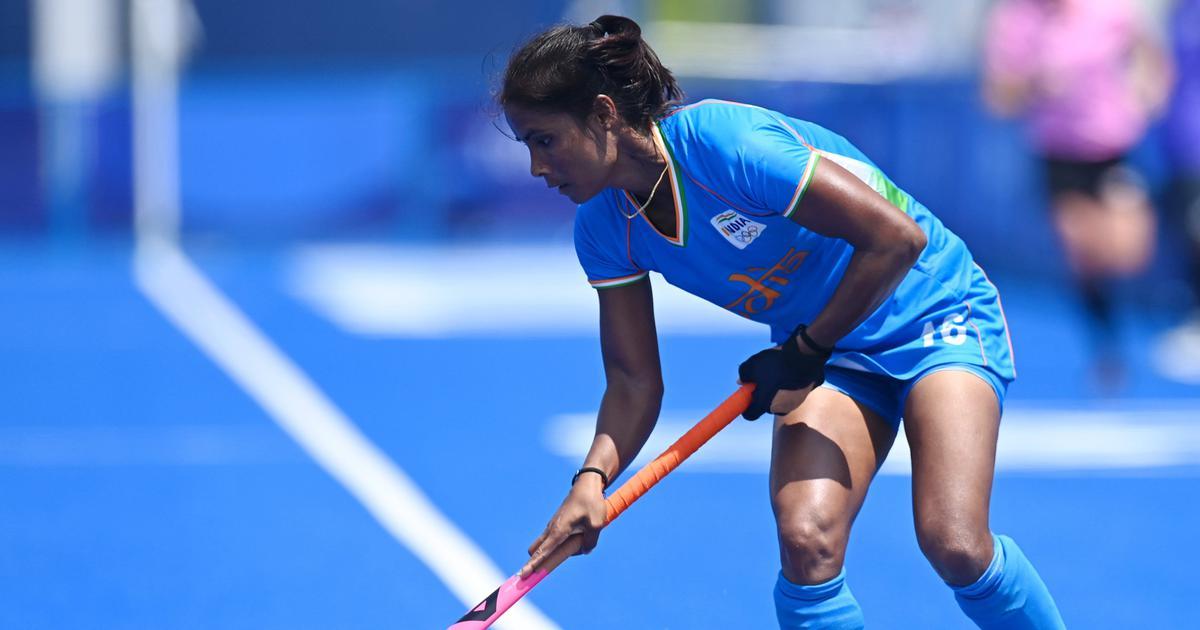 Hockey player Vandana Katariya's family faces casteist slurs after Olympic loss