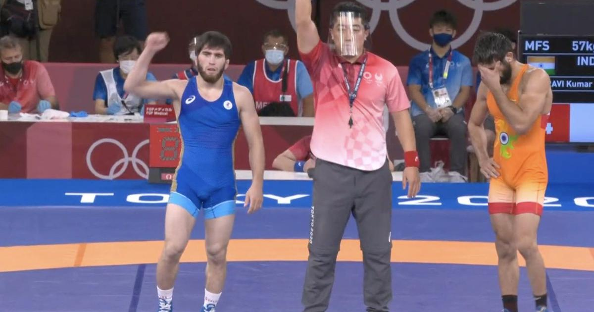 Tokyo 2020, wrestling: Silver for Ravi Dahiya as he goes down to two-time world champion in final