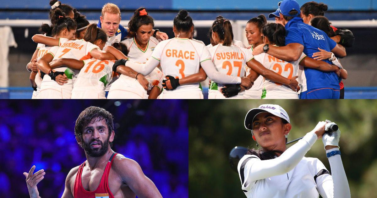 India at Tokyo 2020 as it happened: Bajrang loses in SF, Ashok in 2nd place, 4th in women's hockey
