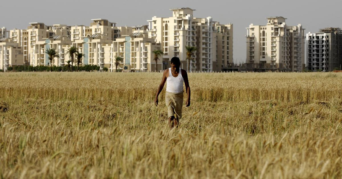 A protest in Bihar shows how unsurveyed land leaves residents vulnerable