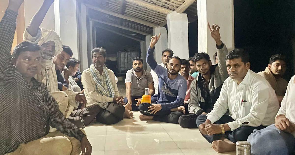 In south Gujarat, farmers are resisting limestone mining on fertile land