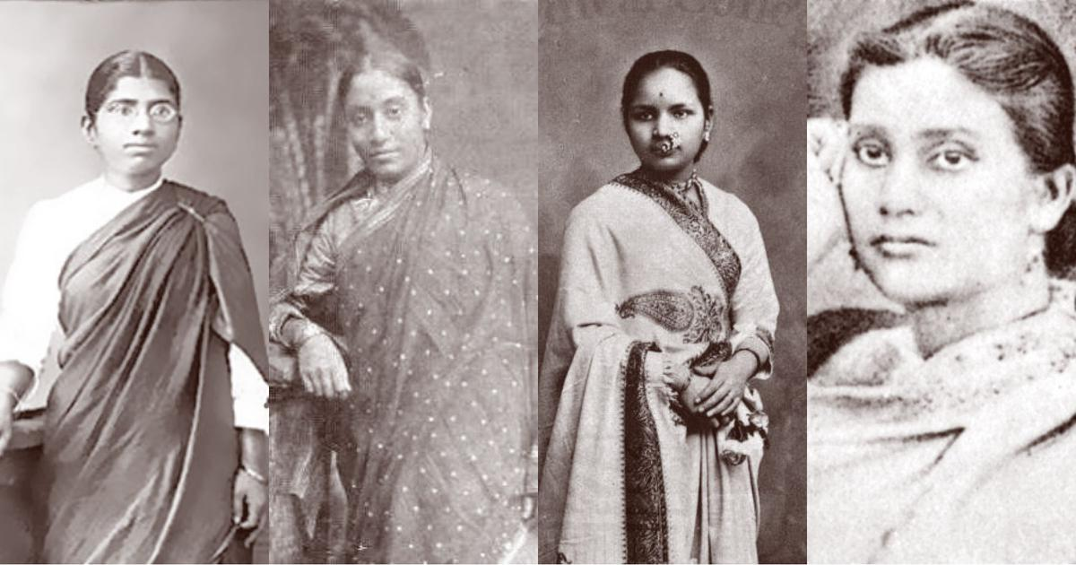 These profiles of Indian women who fought to become physicians remind us how they were erased