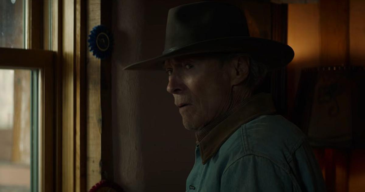 'Cry Macho' trailer: Watch Clint Eastwood in his 42nd film as director