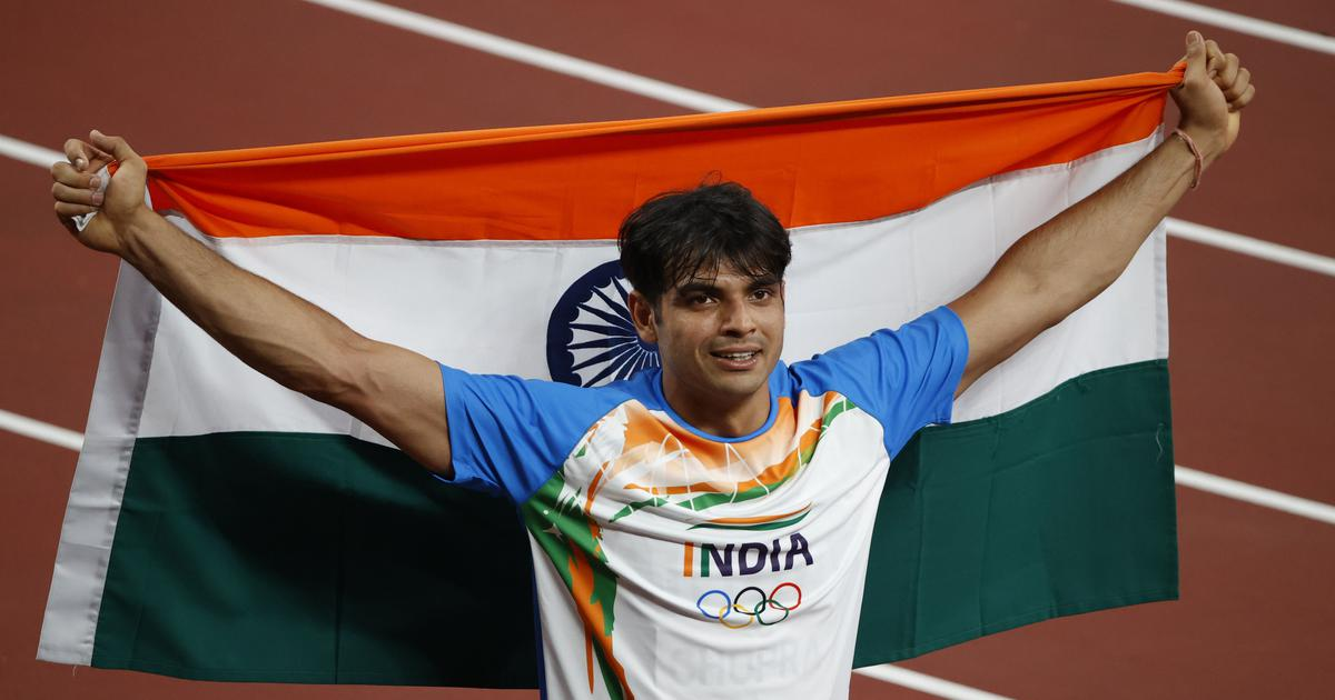 You fulfilled a nation's dream: Reactions to Neeraj Chopra's gold medal at Tokyo Olympics