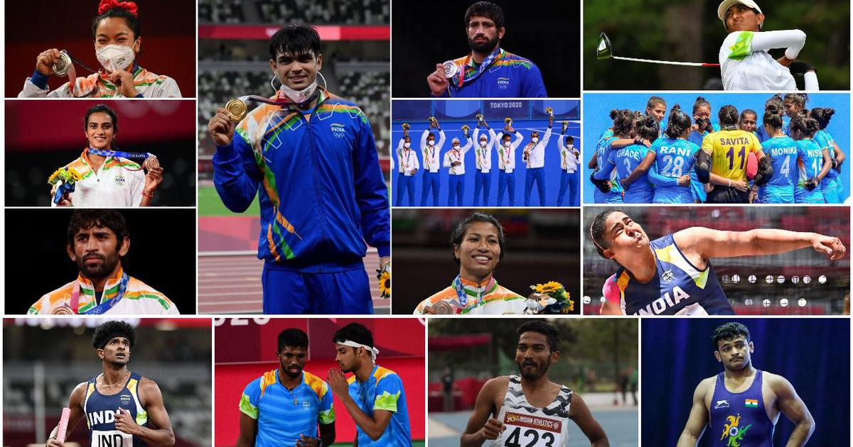 India at Tokyo 2020 Olympics: From finalists to medallists, complete results of record contingent