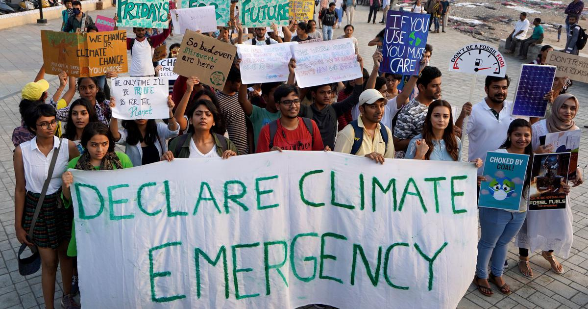 The latest damning report of the UN climate change panel shows that the time for words has passed
