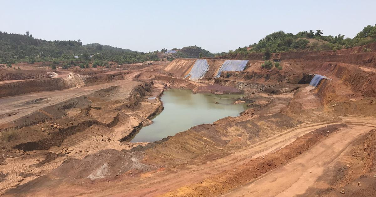 Goa is trying to revive mining without a discussion with affected communities