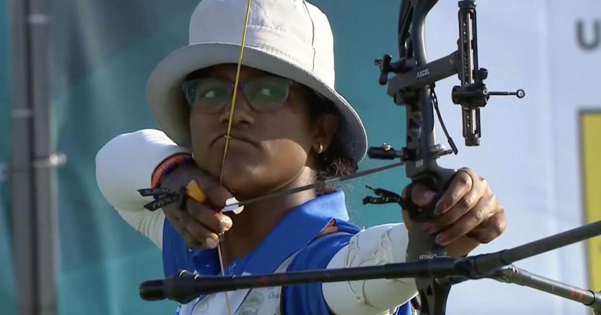 Watch: Komalika Bari completes U18-U21 double, recurve teams win four golds at Archery Youth Worlds